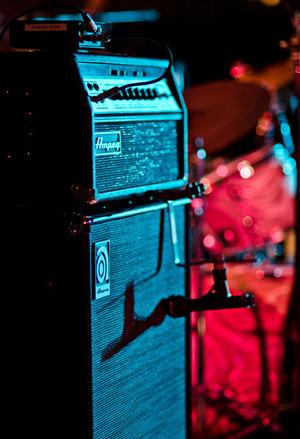 Speaker & Amp